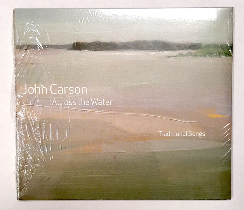 Image For John Carson: Traditional Songs Across the Water