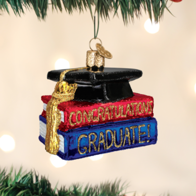 Image For Ornament: Graduate