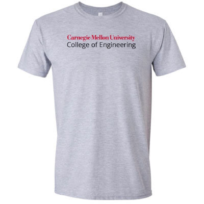 Image For <ss>College of Engineering Tee: Oxford