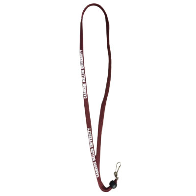 Cover Image For Lanyard: Maroon