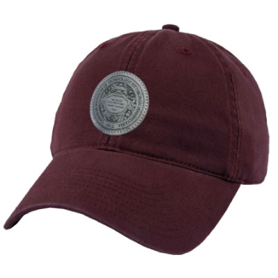 Image For <hat>Carnegie Tech Hat: Maroon