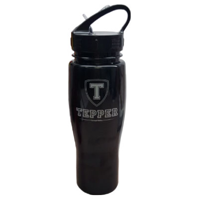Image For <bottle>Tepper Water Bottle: Various Colors