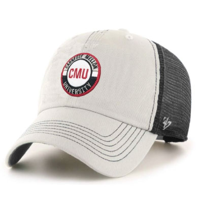 Image For <hat>Adjustable Clean Up Hat: Gray