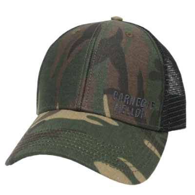 Image For <hat>Lo-Pro Snapback Hat: Camouflage