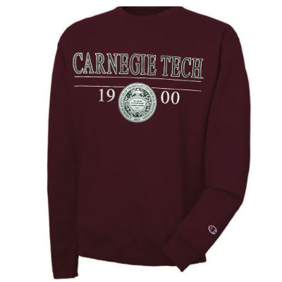Image For <crew>Champion Carnegie Tech Crew: Maroon