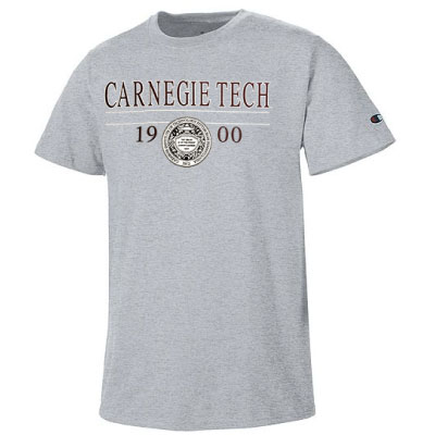 Image For <ss>Carnegie Tech Tee: Oxford