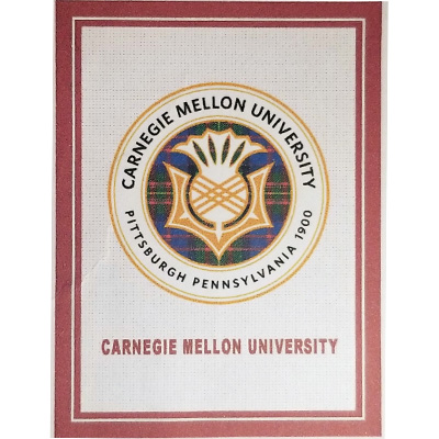 Image For <blanket>Woven Stadium Blanket: CMU Seal