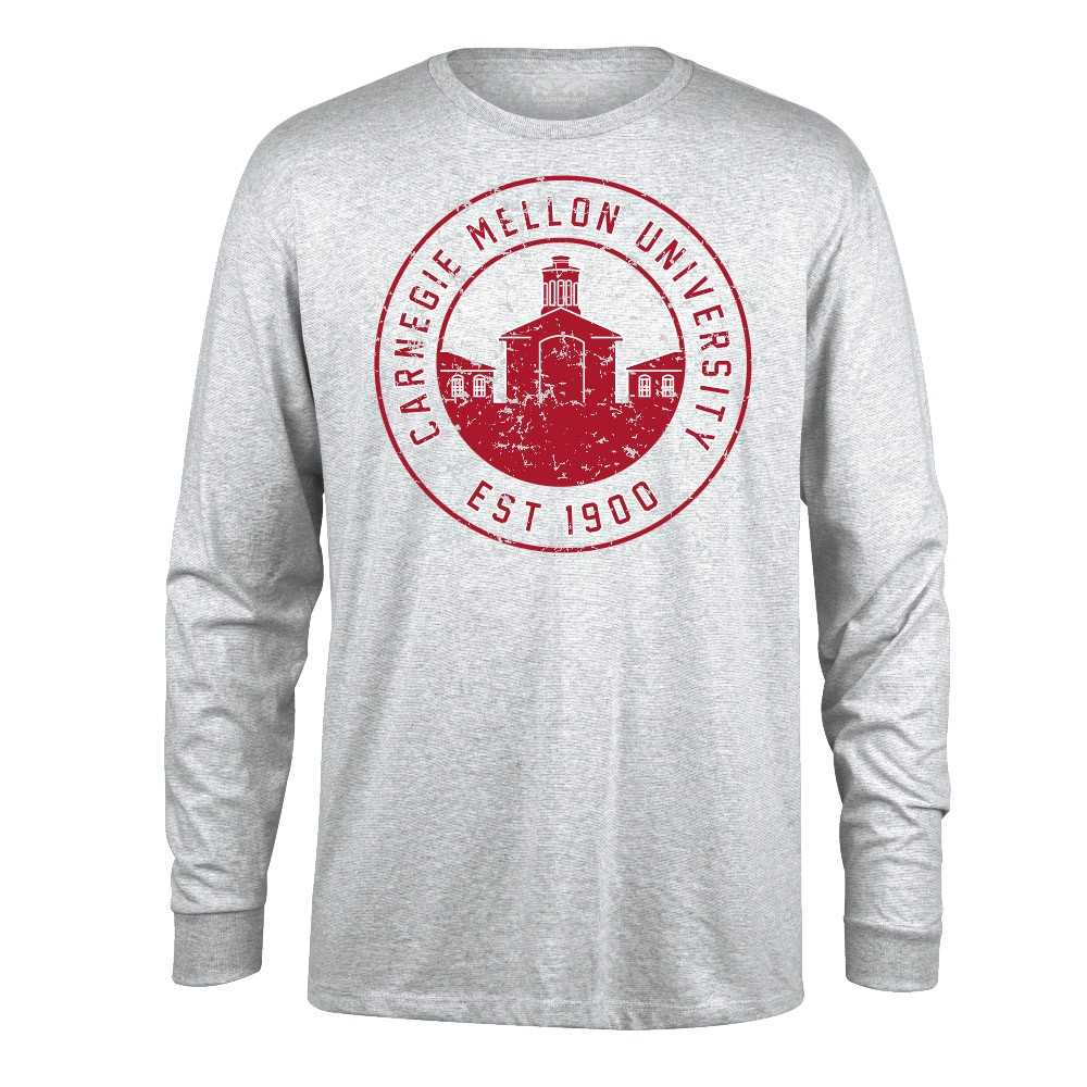 Image For <ls>CMU Simple Seal Tee: Oxford