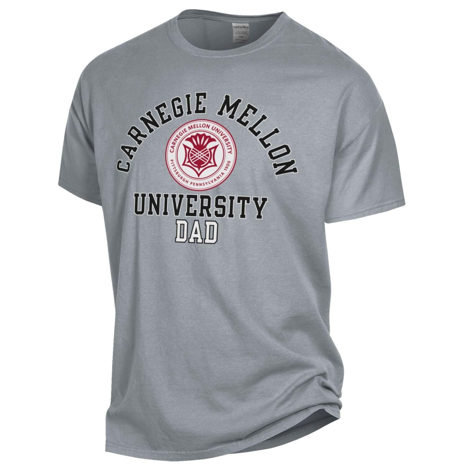 Image For <ss>CMU Dad Seal Tee: Oxford
