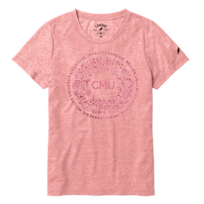 Image For <ss>Reclaim Tee: Pink