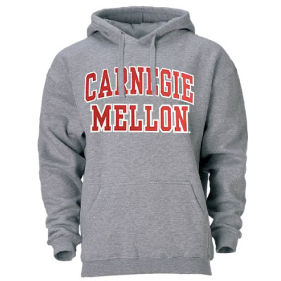 Image For <hood>Benchmark Carnegie Mellon Hoodie: Oxford