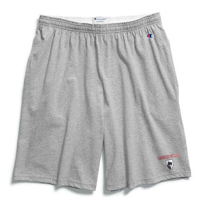 Image For <shorts>Champion Jersey Knit Shorts: Oxford