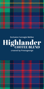 Image For <bev>Highlander Custom Coffee Blend