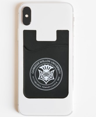 Image For Phone Wallet: CMU Seal