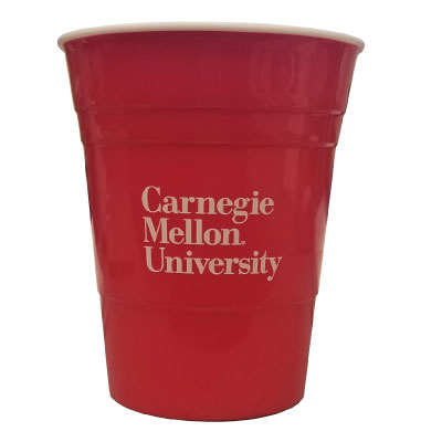 Image For <cup>Plastic CMU Party Cup: 16oz