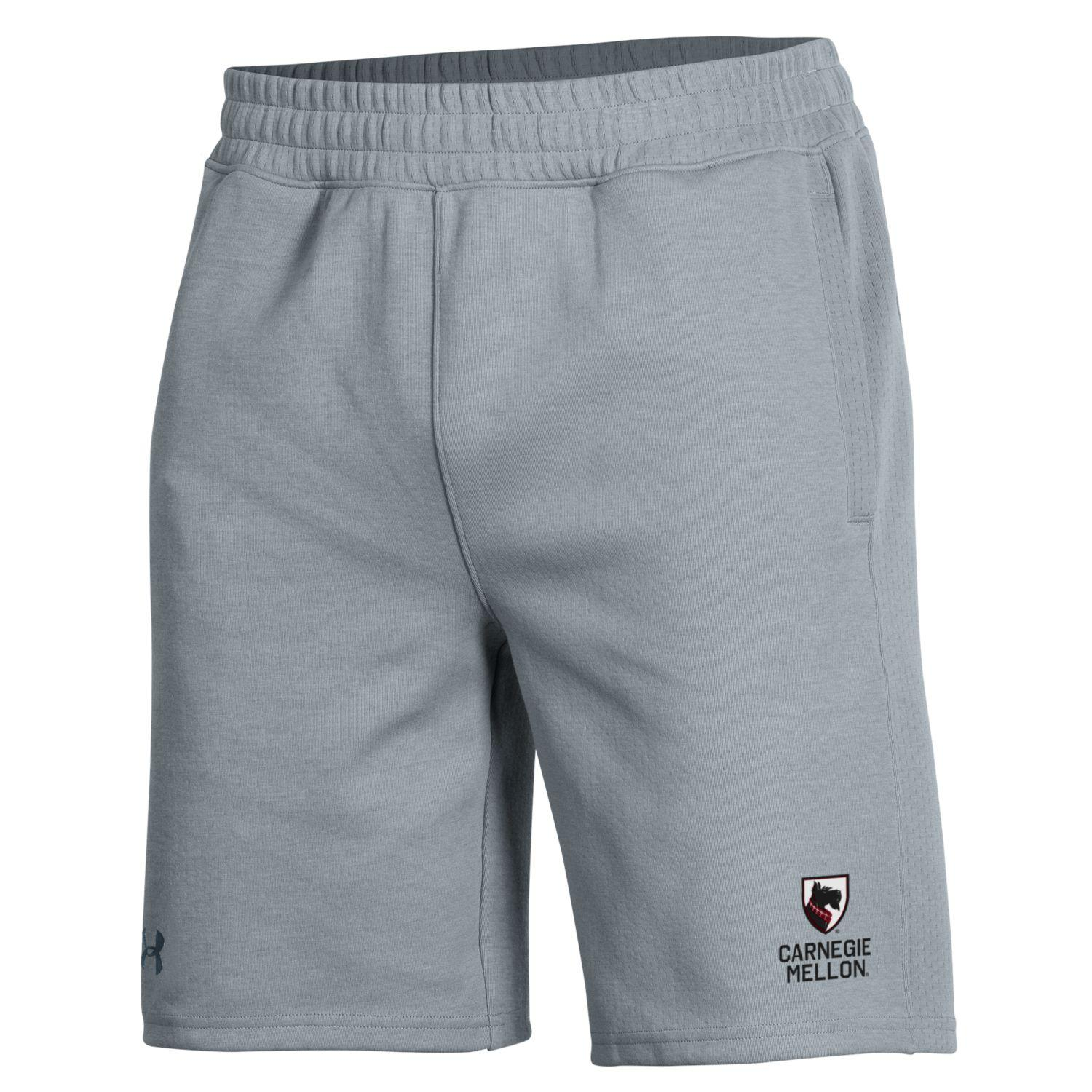 Image For <shorts>Under Armour Loose Fit Knit Shorts: Oxford
