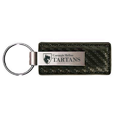 Image For <keyring>Carbon Fiber Key Tag: Black
