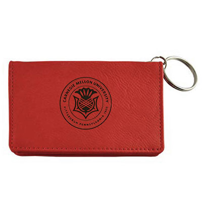 Image For ID Holder: Red