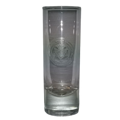 Image For Shot Glass CMU Seal: 2.25oz