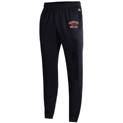 Image For <pants>Champion CMU 1900 Joggers: Black