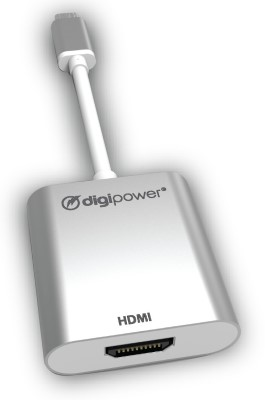 Image For DigiPower USB-C to HDMI Adapter