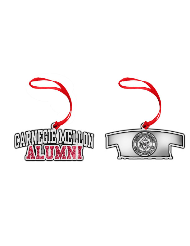 Image For <ornament>Pewter Alumni Ornament