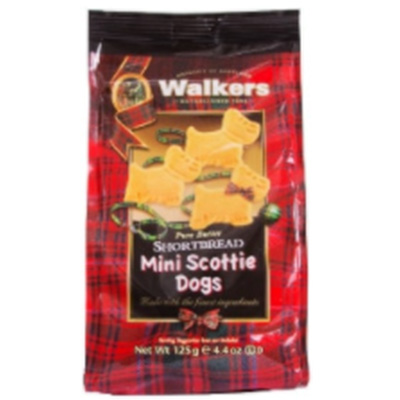 Image For Shortbread Cookies: 4.5oz Bag