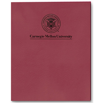 Cover Image For <folder>Matte Folder: CMU Seal