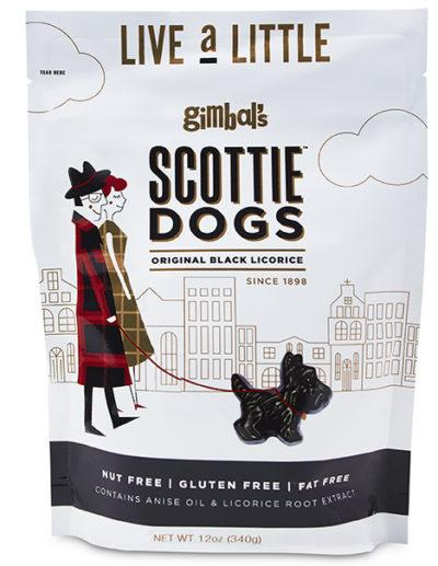 Image For Scottie Dog Black Licorice