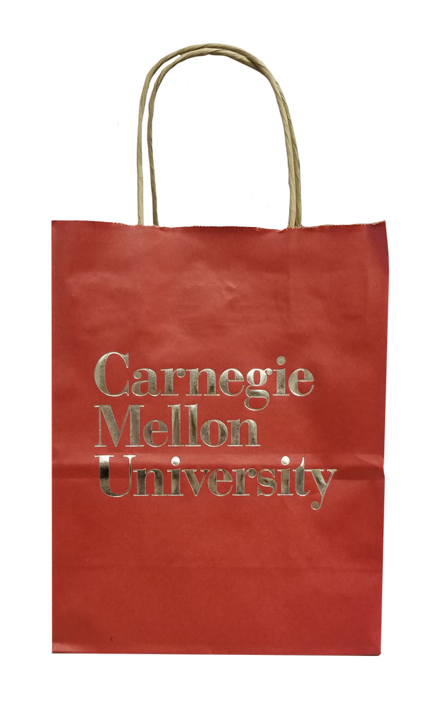 Image For <gift bag>Gift Bag 8x11: Red