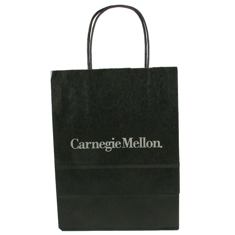 Image For C M BLACK BAG 8X11